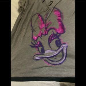 Torrid daisy duck shirt